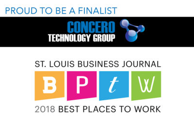 Concero Named one of St. Louis' Best Places to Work