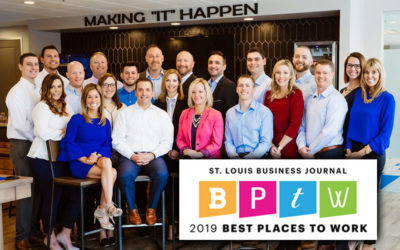 Concero Chosen as One of St. Louis' Best Places to Work